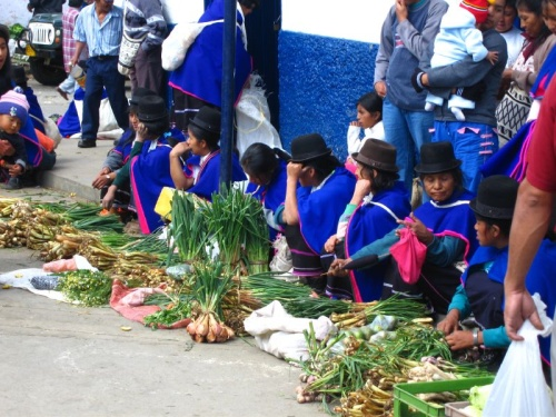 The Paez, one of Colombia's indigenous groups [Image by Wildwood72, via Wikimedia Commons]