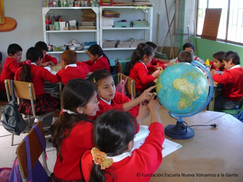 Fundación Escuela Nueva Developed Colombia's New Schooling Concept in the 1970s [Image Source: theglobaljournal.net]