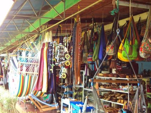 Nicaraguan Crafts at Mercado Viejo, Masaya