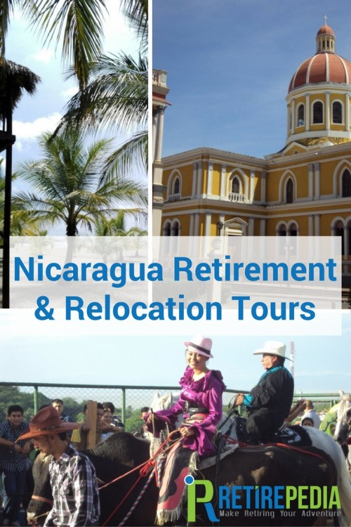 Nicaragua Retirement and Relocation Tours