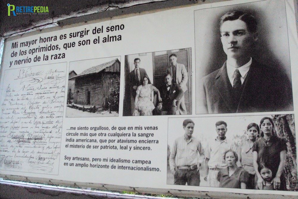 Learn about Nicaragua's revolutionary past in the small Augusto Sandino museum at the Tiscapa Historical Park.