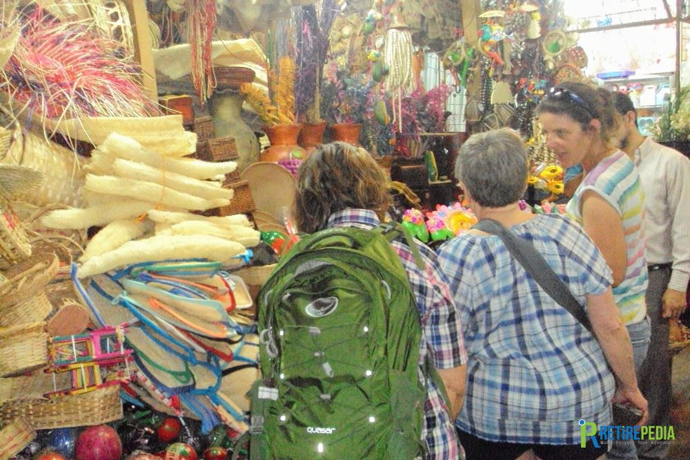 A visit to Mercado Huembes in Managua is a festival for all senses. From locally grown fruit and vegetables to household items to clothes to souvenirs, you'll get almost anything there.