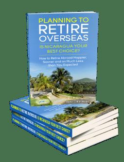Retire Overseas in Nicaragua eBook