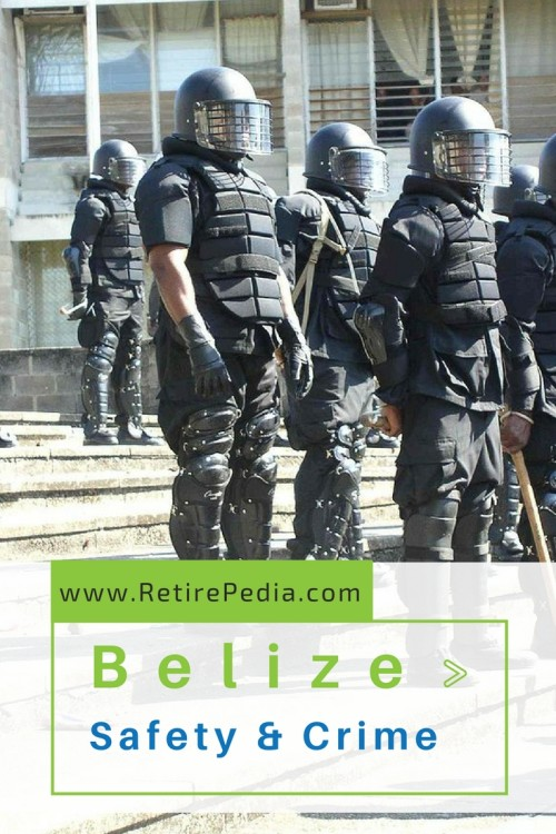 Retiring in Belize: What You Need to Know about Safety and Crime