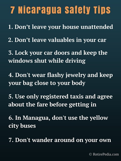 Safety in Nicaragua: 7 Tips to Stay Safe