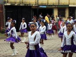 Somoto, Nicaragua. Fiestas Patrias Parade