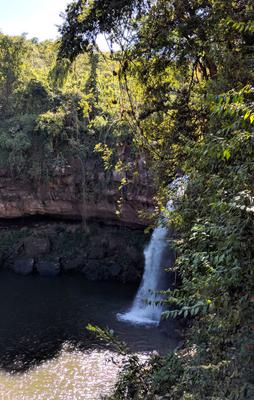Cascada Blanca near Matagalpa in the northern part of Nicaragua