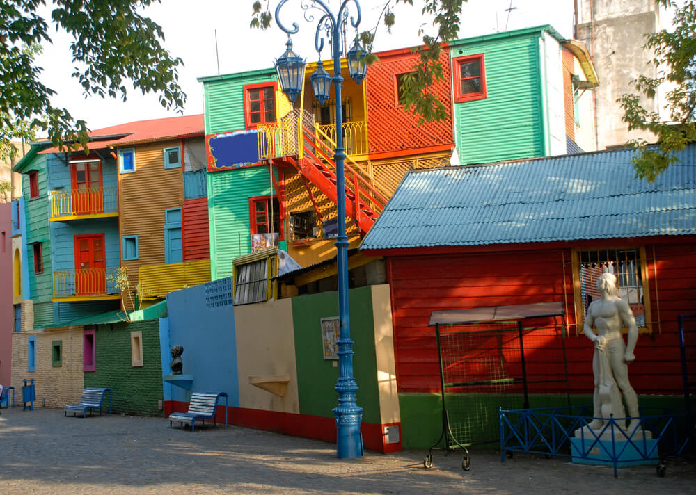 Buenos Aires, Argentina housing.